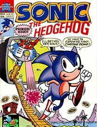 Sonic the Hedgehog (mini)