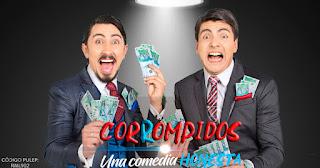 CORROMPIDOS   Cabaret Show