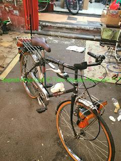 Sepeda Touring Vintage DEKI Ellemore 24 inch Majuroyal 2