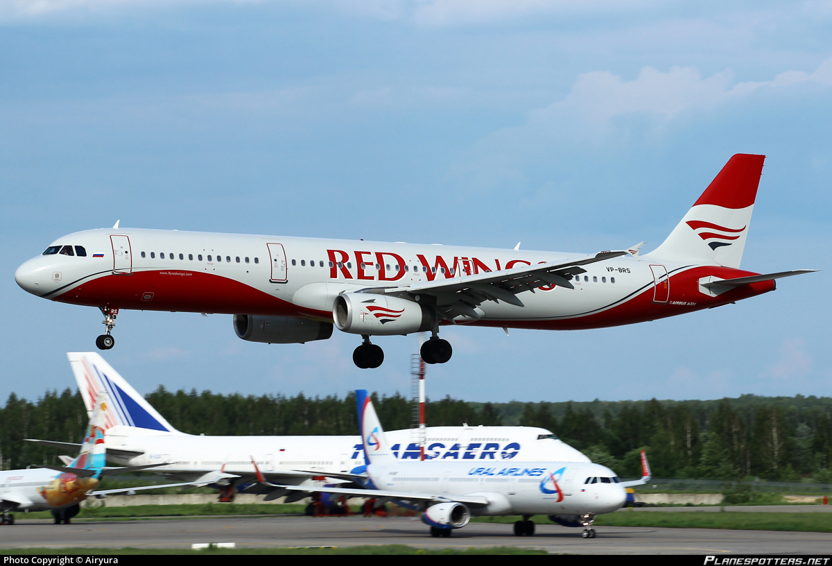 Red Wings returned the Tu-214 aircraft to the lessor