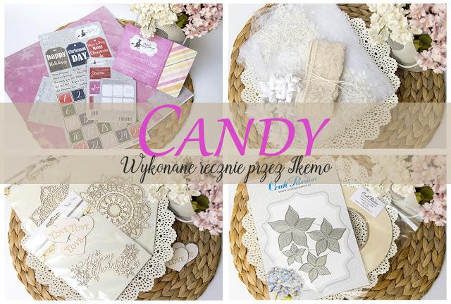 Candy na blogu Małe fantazje Oli