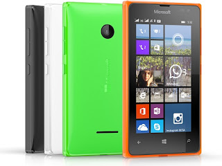Harga Lumia 435 Windows Phone Dual SIM
