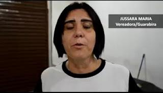 Vereadora Jussara entrega peixe para famílias carentes de Guarabira