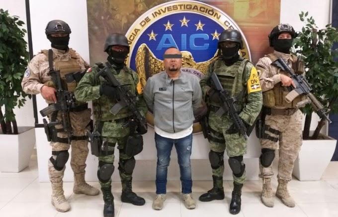 ¡Así fue el operativo de captura del MARRO! (VIDEO)