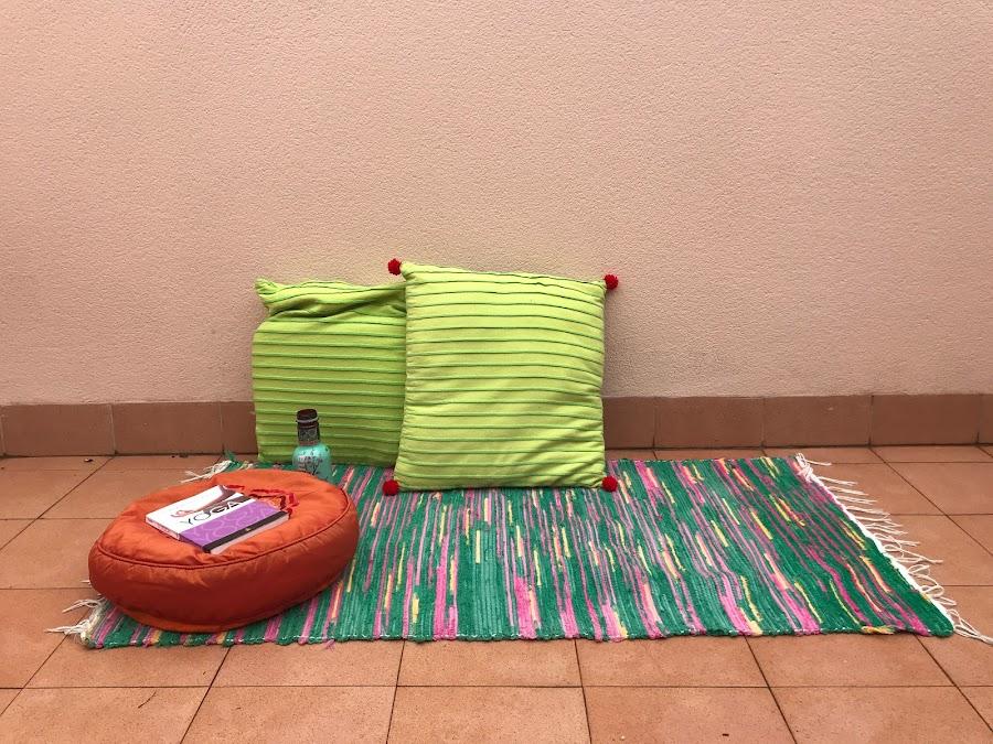 Las alfombras también son para el verano