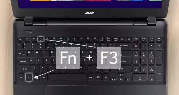tombol untuk mengaktifkan wifi pada laptop