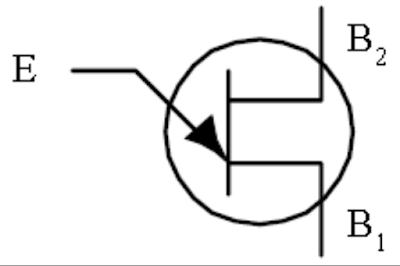 simbol transistor ujt