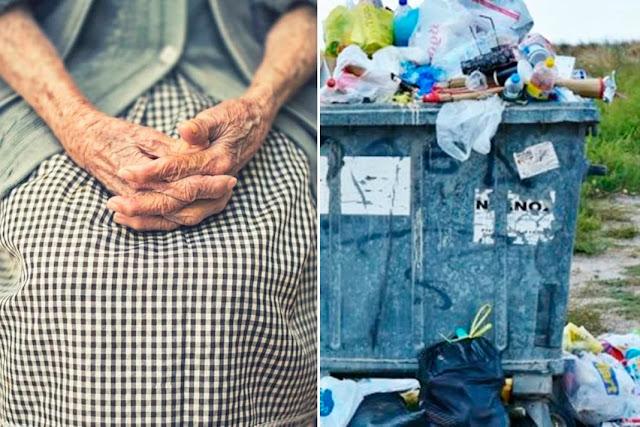 Γιαγιά στην Κρήτη πέταξε στα σκουπίδια 25.000 ευρώ