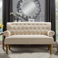 Romantic modern sofa