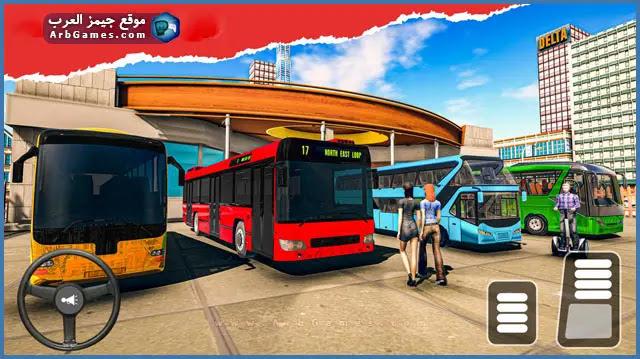 تحميل لعبة قيادة الحافلات City Bus Simulator للكمبيوتر مجانا