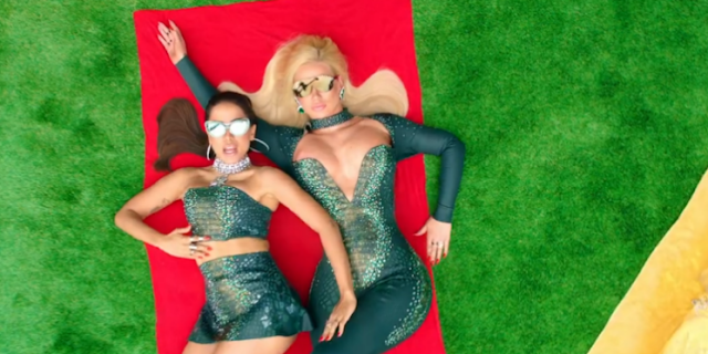"Análise de figurino do clipe ""Switch"" Iggy Azalea ft Anitta"