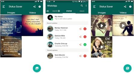 Aplikasi Download Story WA - 2