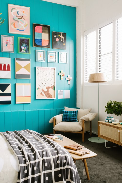 Wall Colour Inspiration: Design Is Mine : Isn't It Lovely?: INTERIOR INSPIRATION