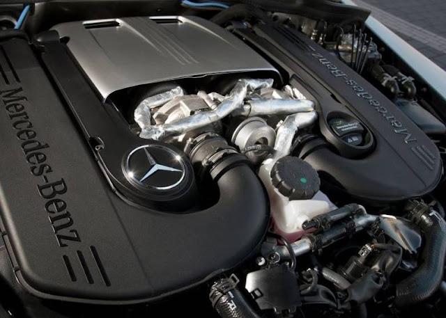 2017 mercedes benz g class Engine