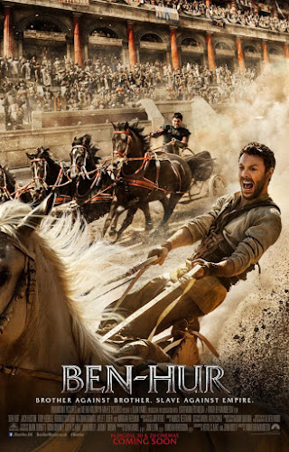 Ben Hur (BRRip 720p Dual Latino / Ingles) (2016)