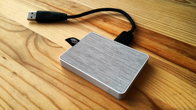Seagate One Touch SSD Review