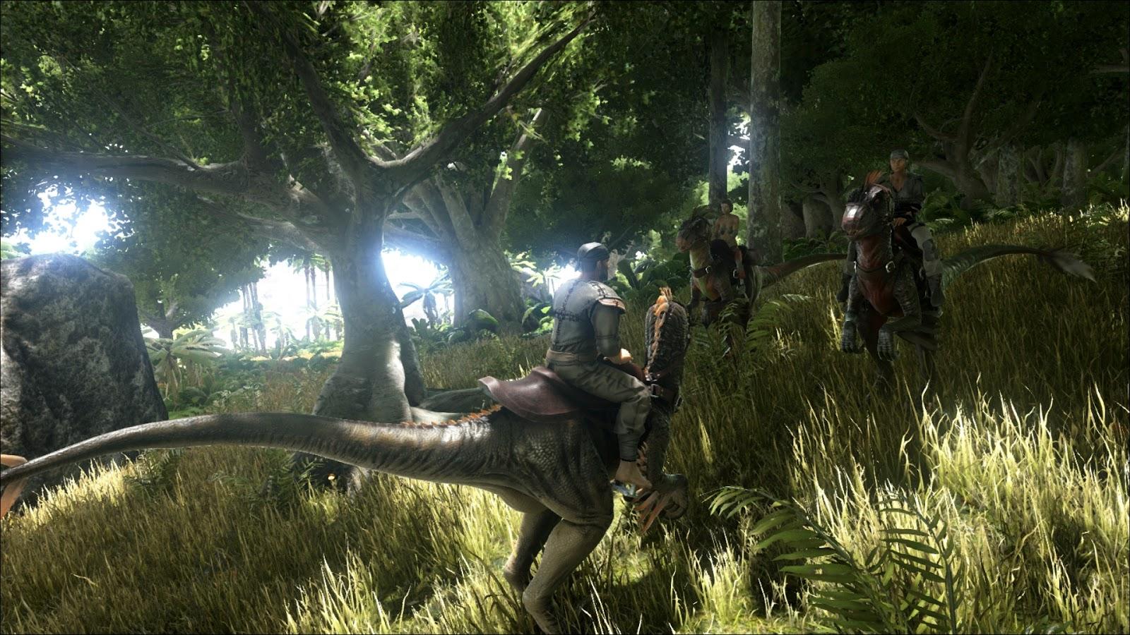 ARK Survival Evolved ESPAÑOL PC (CODEX) 3