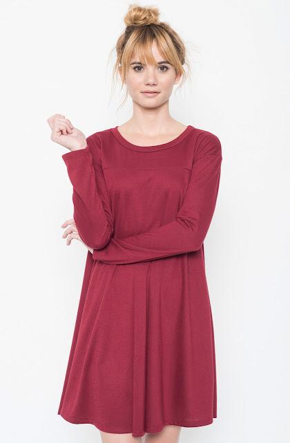 A Line Tunic Dress