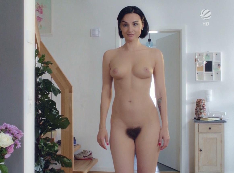 Mimi Fiedler Nude - Woodenbild -6844