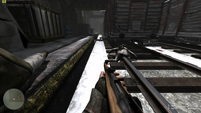 Battlestrike Shadow of Stalingrad PC Download Gameplay 1