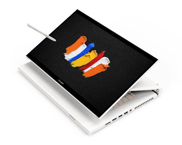 Acer ConceptD 7 Ezel Pro Dönüştürülebilir Dizüstü Bilgisayar