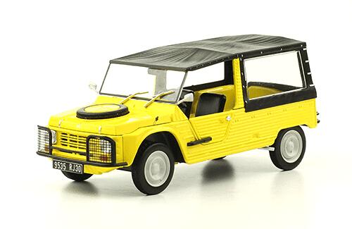 collection citroën 1/24a Citroën Méhari 4x4