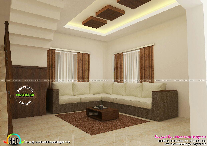 Budget Kerala Interior Designs Kerala Home Design And