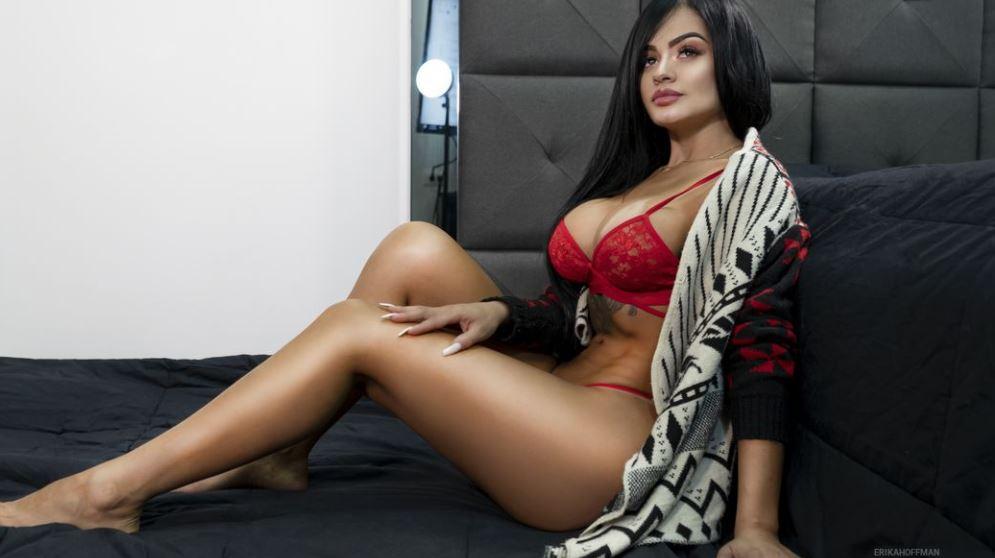 ErikaHoffman Model GlamourCams