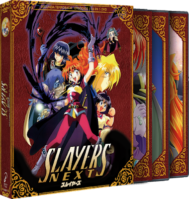 SLAYERS NEXT BOX 2