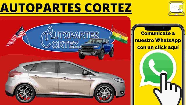 AUTO PARTES EN LA PAZ