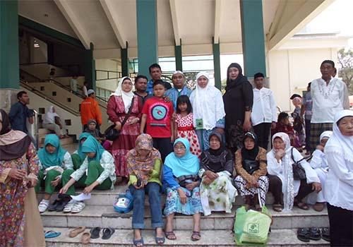 Ibadah Haji adalah Traveling
