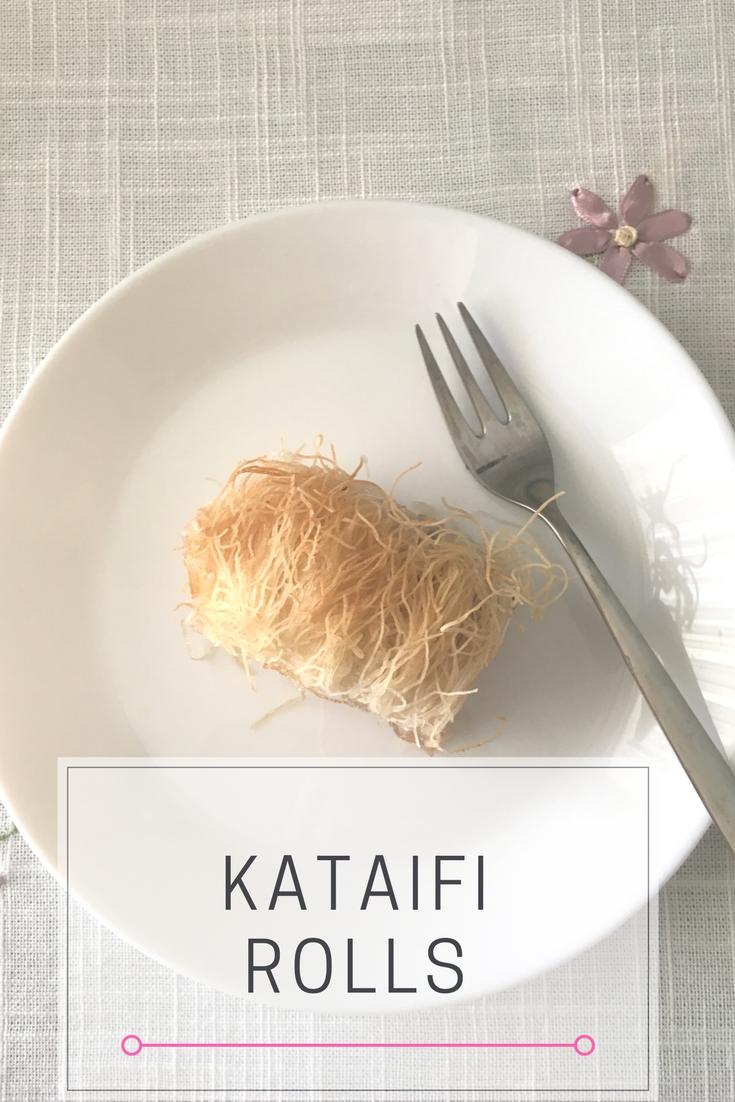 Συνταγή για παραδοσιακό, ζουμερό κανταΐφι με καρύδια