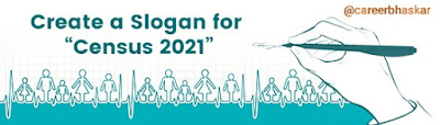 MyGov - Create a Slogan for Census 2021, Create a Slogan for Census 2021, MyGov Create a Slogan for Census 2021, Contest, Competition, MyGov.