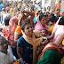 गाजीपुर: पंडालों में उमड़ा आस्था का सैलाब, पूजी गईं सिद्धिदात्री