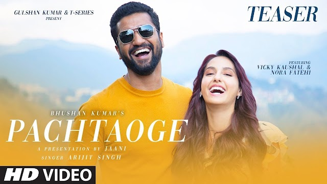 PACHTAOGE LYRICS : JAANI VE