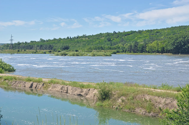 Паводок в Дубоссарах