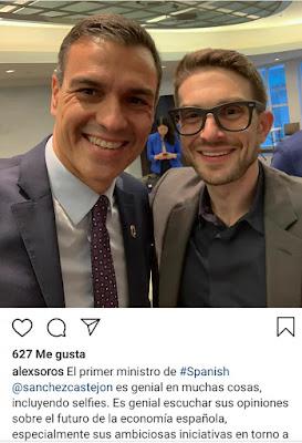 PEDRO SANCHEZ Y PABLO IGLESIAS A PRISION