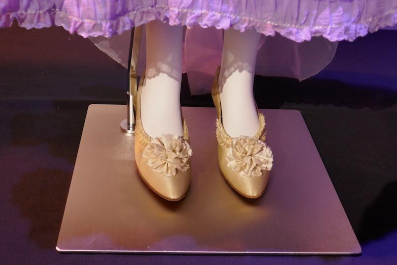 Nutcracker and Four Realms Clara shoes