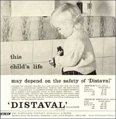 Distaval - This child's life may depend on the safety of Distaval
