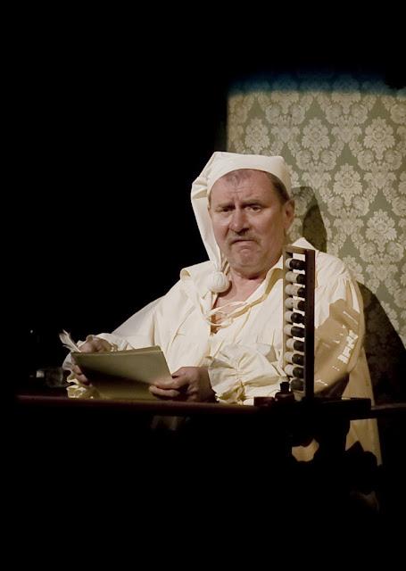 recenzja, Chory z urojenia, Teatr Słowackiego, Giovanni Pampiglione, Andrzej Grabowski, Molier, krytyka