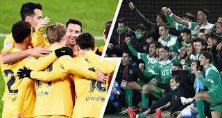 Coronavirus outbreak in Cornella squad set to endanger Barca's Copa del Rey clash.