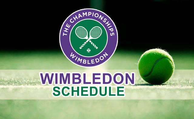 Federer VS Nadal Dan Djokovic VS Bautista Di Semifinal Wimbledon 2019