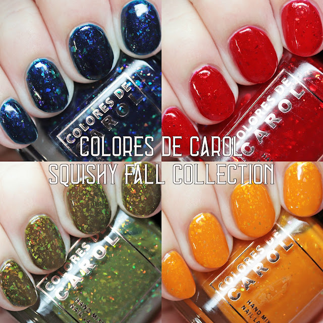 Colores de Carol Squishy Fall Collection