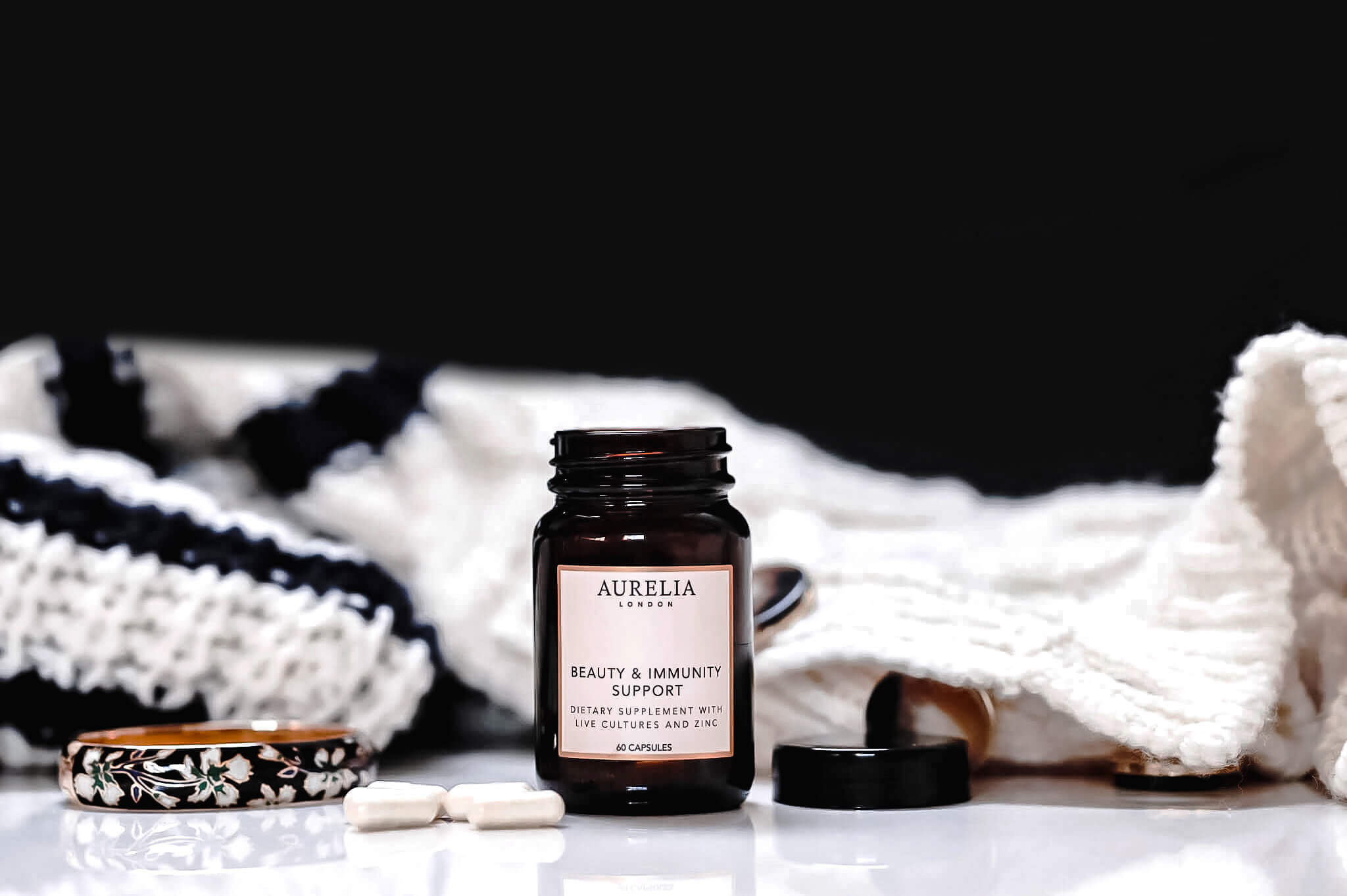 Aurelia Beauty Immunity Cure Probiotiques