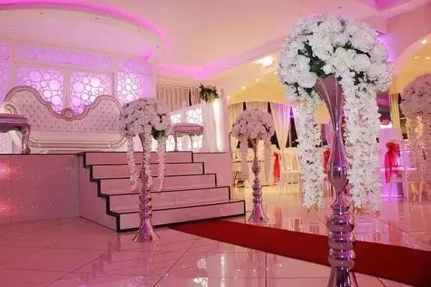 Palais 91 Groupe : Salle De Mariage prestigieuse