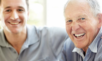 8 Reasons to Make Your Father Your Best Friend,old man young guy father in law  step dad
