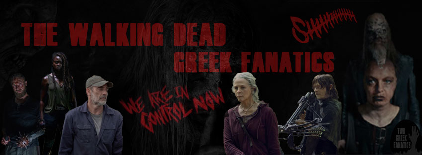 The Walking Dead Greek Fanatics