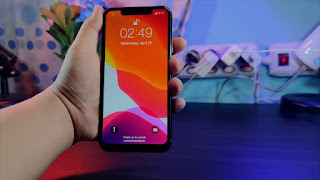 Face ID iPhone 11 Pro Max HDC