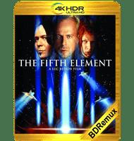 EL QUINTO ELEMENTO (1997) BDREMUX 2160P HDR MKV ESPAÑOL LATINO