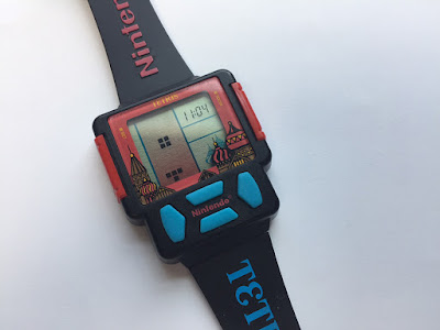 Regalo di natale orologio Tetris